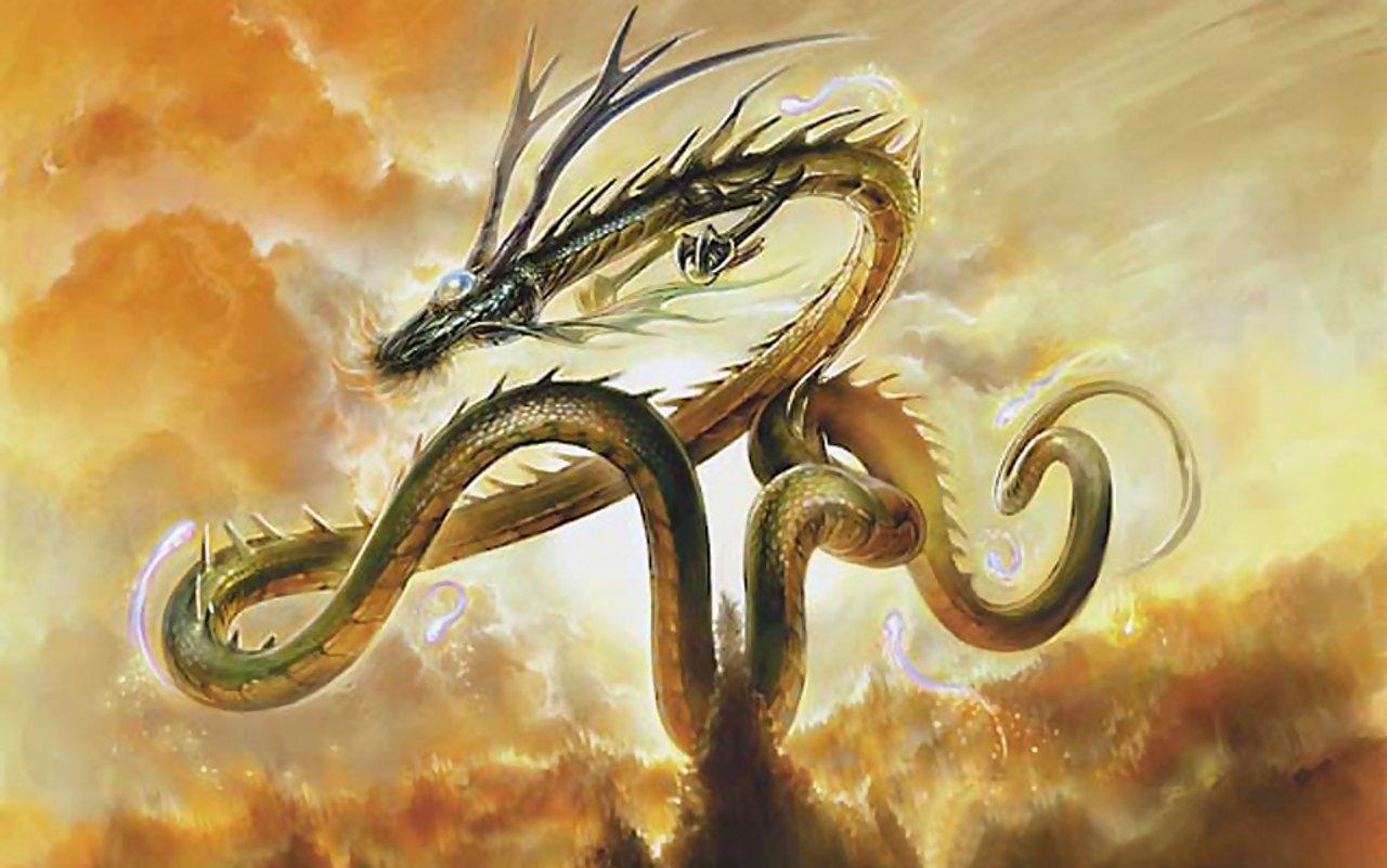 Charmeur de serpent...de mer [création, 65mm],MAJ 26/11/12 Cordages... Fantasy-Dragon-10771