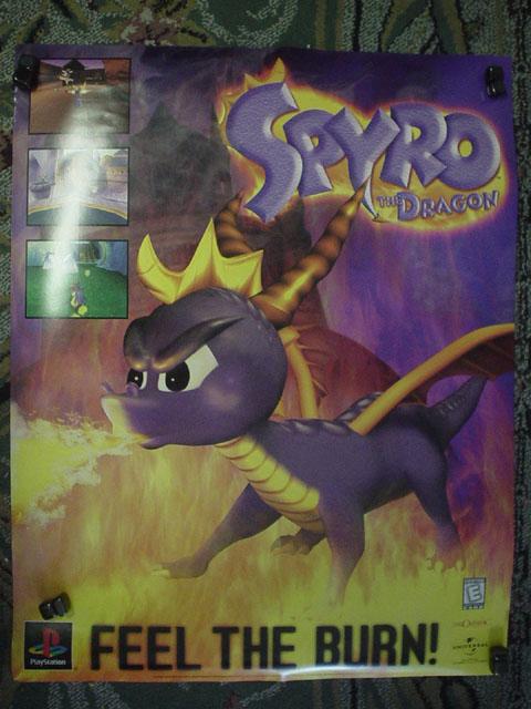 Adjeca S Spyro The Dragon Collection