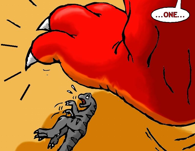 Riproarrex S Realm Rexar Crush Violent
